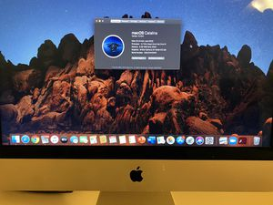 iMac 21.5 late 2012 for Sale in Largo, FL