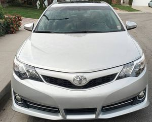 URGENTLY this Beautiful.2O12 Toyota Camry FWDWheelsFWDWheelsVery Clean! for Sale in Corona, CA