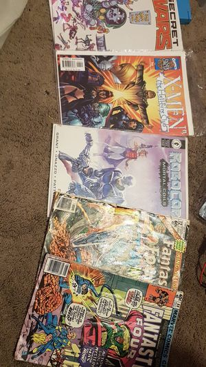 Comic books for Sale in San Angelo, TX