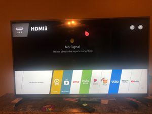 LG 60INCH TV .. STILL IN GREAT CONDITION for Sale in Lilburn, GA
