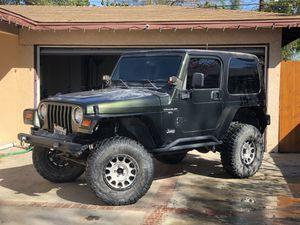 1998 Jeep Wrangler TJ for Sale in Pomona, CA