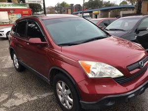 2008 honda crv salvage tittle for Sale in Houston, TX