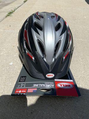 Bike Accessories: Bike Helmet, Braided Steel Key Cable Lock, LED Light Set, & Floor Pump for Sale in Davenport, FL