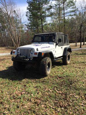 98 Jeep Wrangler for Sale in Deatsville, AL