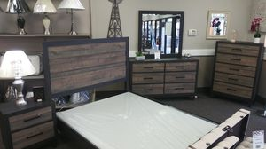 New 5 Piece Queen Bed Suite for Sale in West Columbia, SC