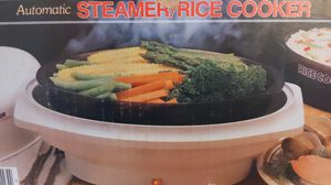 Rival Automatic Steamer/ Rice cooker for Sale in Cleveland, OH