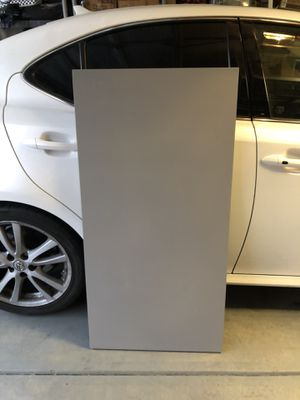 IKEA LINNMON Table Top, Desk Top, plus 1 ADILS Leg for Sale in Madera, CA
