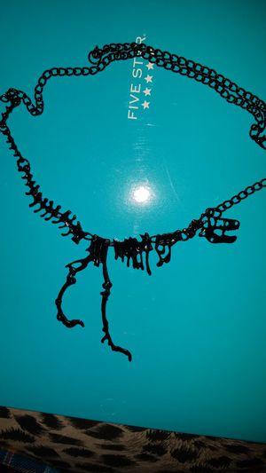 dinosaur necklace for Sale for sale  Rialto, CA