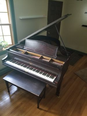 Wissner Baby Grand Piano for Sale in Naugatuck, CT