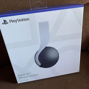 PS5 Sony Pulse 3d Wireless Gaming Headset For Playstation 5 for Sale in Los Angeles, CA
