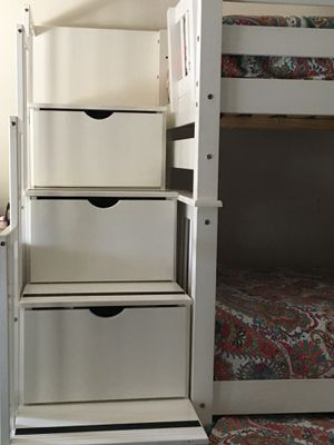 Twin bunk bed for Sale in Las Vegas, NV