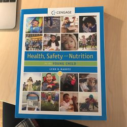 Health, Safety And Nutrition for the young child for Sale in Los Angeles,  CA