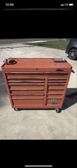 Mac tools box full of tools for Sale in Oregon City, OR