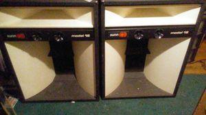 Sunn model 12 speakers. for Sale in Dearborn, MO