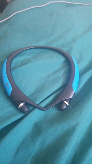 LG sport headphones for Sale in Midland, PA