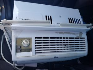 LG window ac 5,000 btu output for Sale in National City, CA
