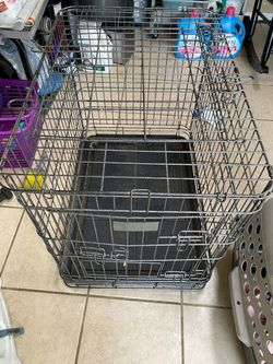Large Dog Crate. for Sale in Oklahoma City,  OK