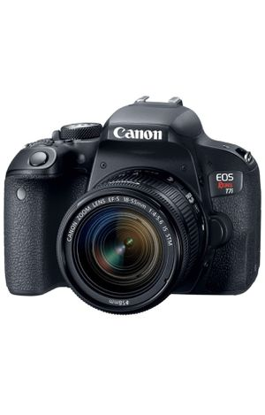 Canon EOS REBEL T7i EF-S 18-55 IS STM for Sale in Miami, FL