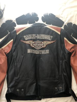 Harley Davidson Real Leather motor Jacket for Sale in San Diego, CA
