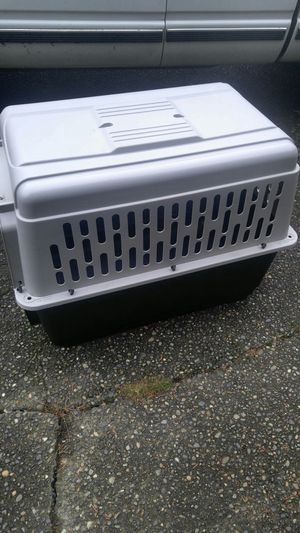 """Dog crate XL 40"""" airline approved for Sale in Lacey, WA"""