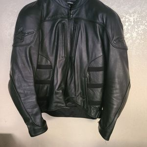 Alpinestars Leather Jacket for Sale in Hayward, CA
