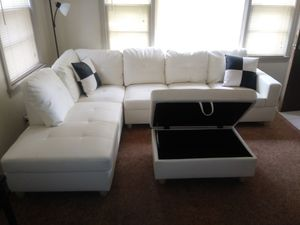 Brand new sectional & coffee table set for Sale in Wichita, KS