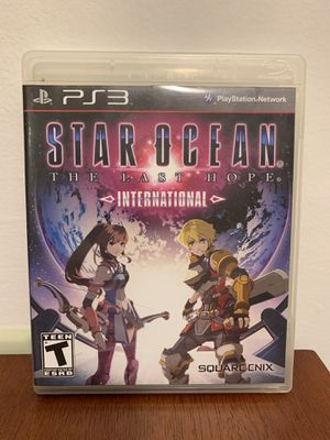 Star Ocean (the last hope) PS3 game. for Sale in NJ, US