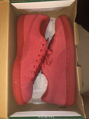 Red puma for Sale in Rockville, MD
