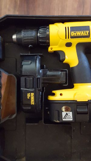 Dewalt 18 volt drill. No charger for Sale in Austin, TX