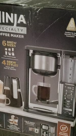 Ninja Coffee Maker for Sale in Santa Ana, CA