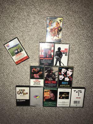 Various cassette tapes for Sale in Ashburn, VA