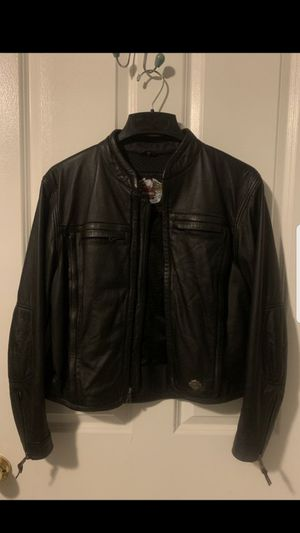 Women's Harley Davidson Leather Jacket for Sale in Fresno, CA
