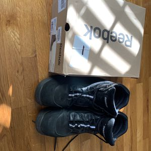 Reebok Work Boots Size 10 for Sale in Los Angeles, CA