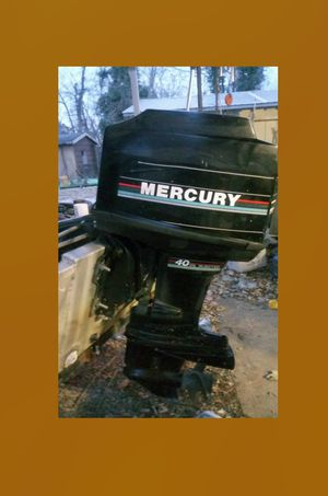 1992 MERCURY BOAT MOTOR for Sale in Gilbertsville, KY