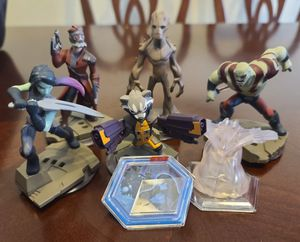 Disney Infinity 2.0 Guardians of the Galaxy Play Set for Sale in Temecula, CA