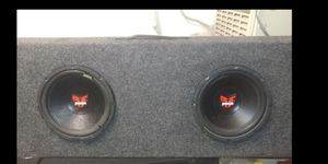 10-inch truck sealed speaker/subwoofer box for Sale in Glendale, AZ