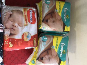 Pampers for Sale in Staten Island, NY