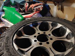 Dodge ram 8 lug wheels for Sale in Monroe, WA