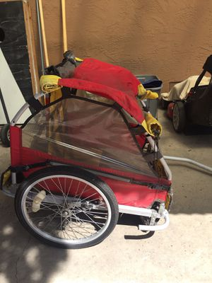 Avenir bike trailer for Sale in San Diego, CA