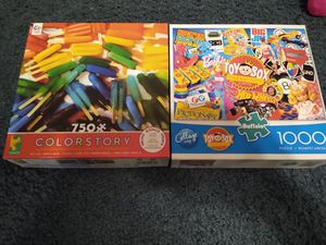Puzzles and games for Sale in Raleigh, NC