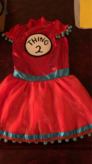 Kids Dr Seuss costume for Sale in Fort Myers, FL