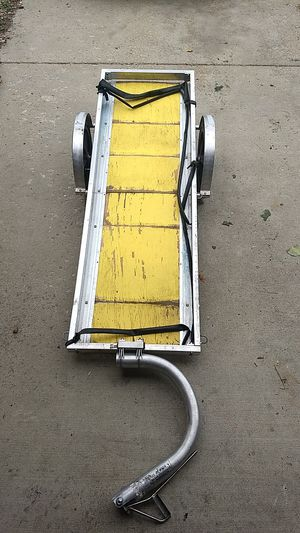 "OEM ""bike works"" bicycle trailer, bike trailer, bike cart, bicycle cart for Sale in Boulder, CO"