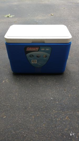 Coleman Cooler 28 quart for Sale in North Andover, MA