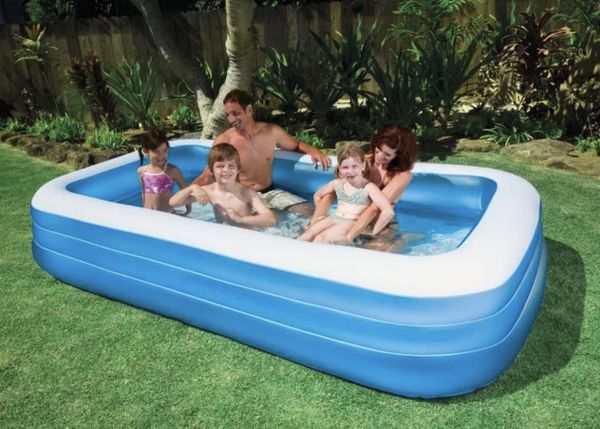 "INTEX Swim Center Family Swimming Pool - 72"" x 120"" BRAND NEW"