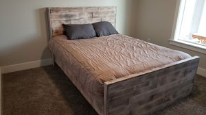 Hand crafted bed frame for Sale in Prosser, WA