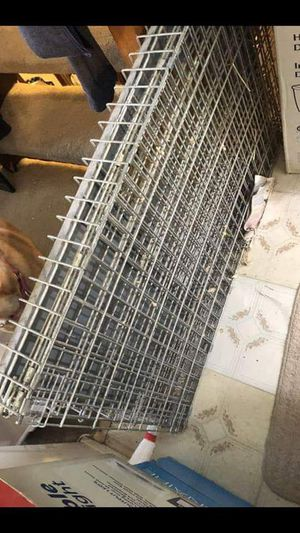Medium Dog Crate Kennel Carrier Cage for Sale in Alexandria, VA