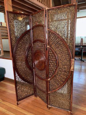 Oriental room divider for Sale in Montrose, CO