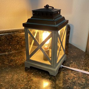 Edison Anchorage Lantern Scented Wax Burner for Sale in Puyallup, WA