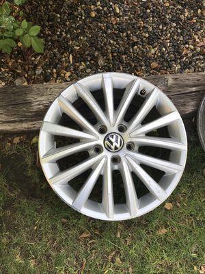 """VW rims 17"""" for Sale in Fresno, CA"""