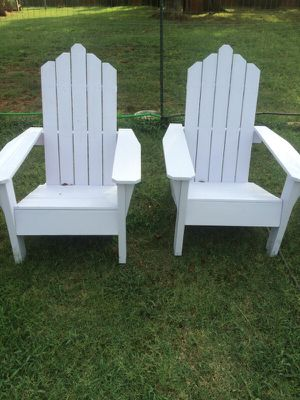Adirondack chairs for Sale in Charlotte, NC